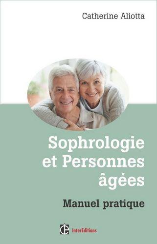 livre sophrologie et personnes agees