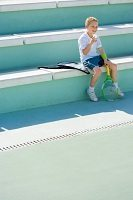 tennis, sophrologie, enfant