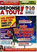 couverture magazine Réponses A Tout ! de juin 2011