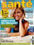 couverture Santé Magazine aout 2011