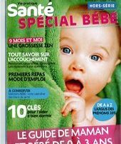 Sante Special Bebe - sophrologie et grossesse