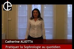 Catherine Aliotta exercice de sophrologie - Libérer les tensions