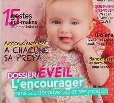 couverture Parents juillet 2012