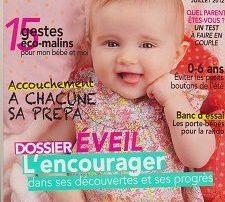 couverture Parents juillet 2012