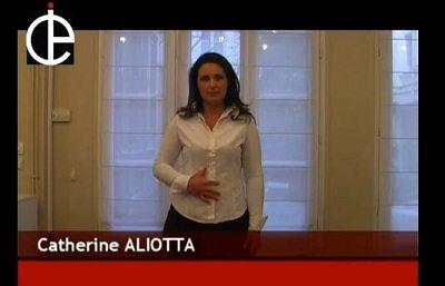 Catherine Aliotta exercice de sophrologie