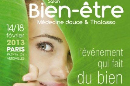 salon bien-être Paris 2013