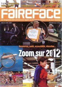 article sophrologie Faire Face décembre 2012