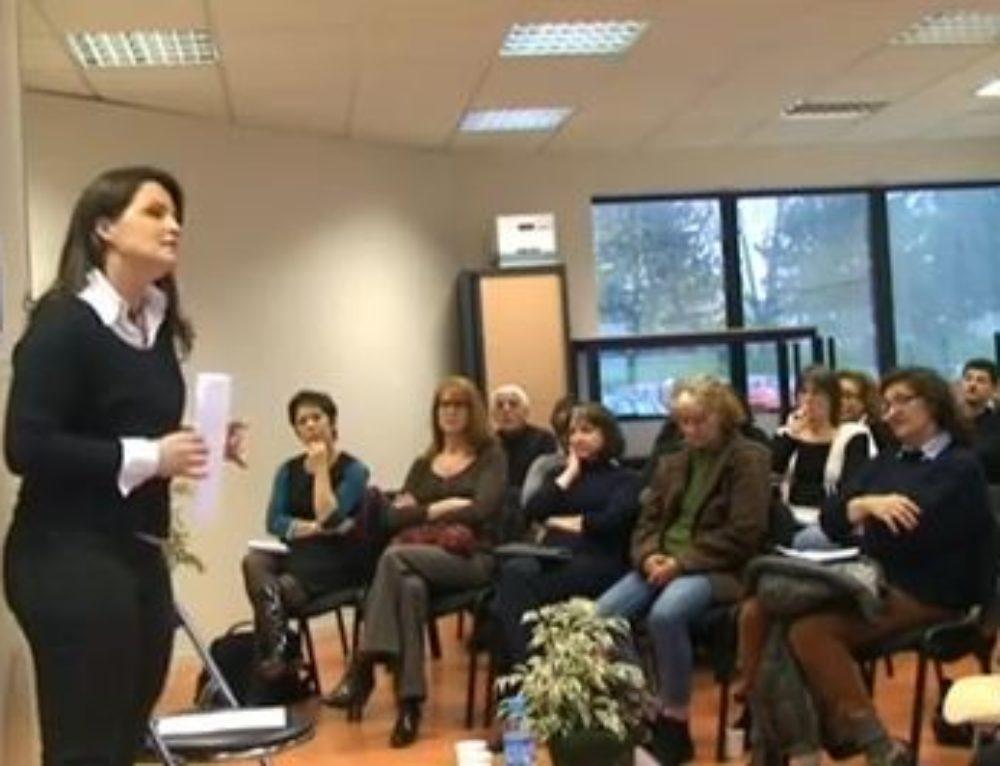 Vidéo : conférence sur la sophrologie de Catherine Aliotta (3ième et 4ième parties)
