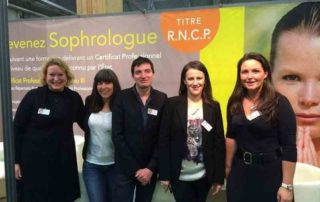 Salons rencontrer l 39 institut de formation la sophrologie for Salon bien etre paris