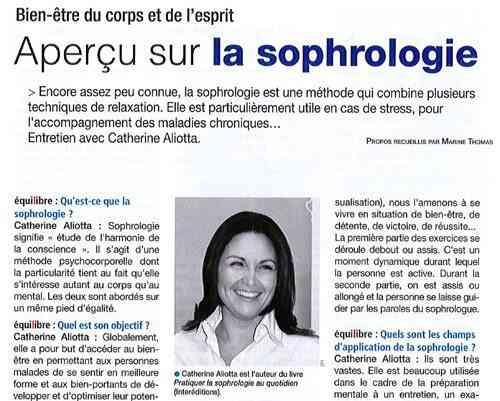 Sophrologie et diabète