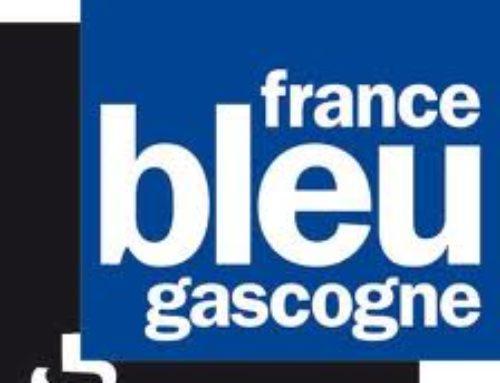 Notre directrice, Catherine Aliotta, répond aux auditeurs de France Bleu Gascogne