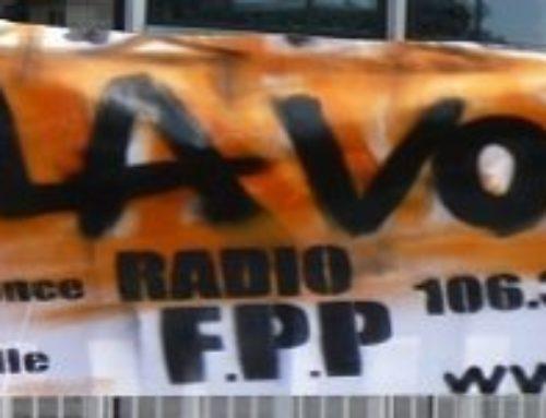 Catherine Aliotta en direct sur Radio Fréquence Paris Plurielle mercredi