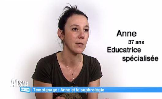 sophrologie France 3 Alsace
