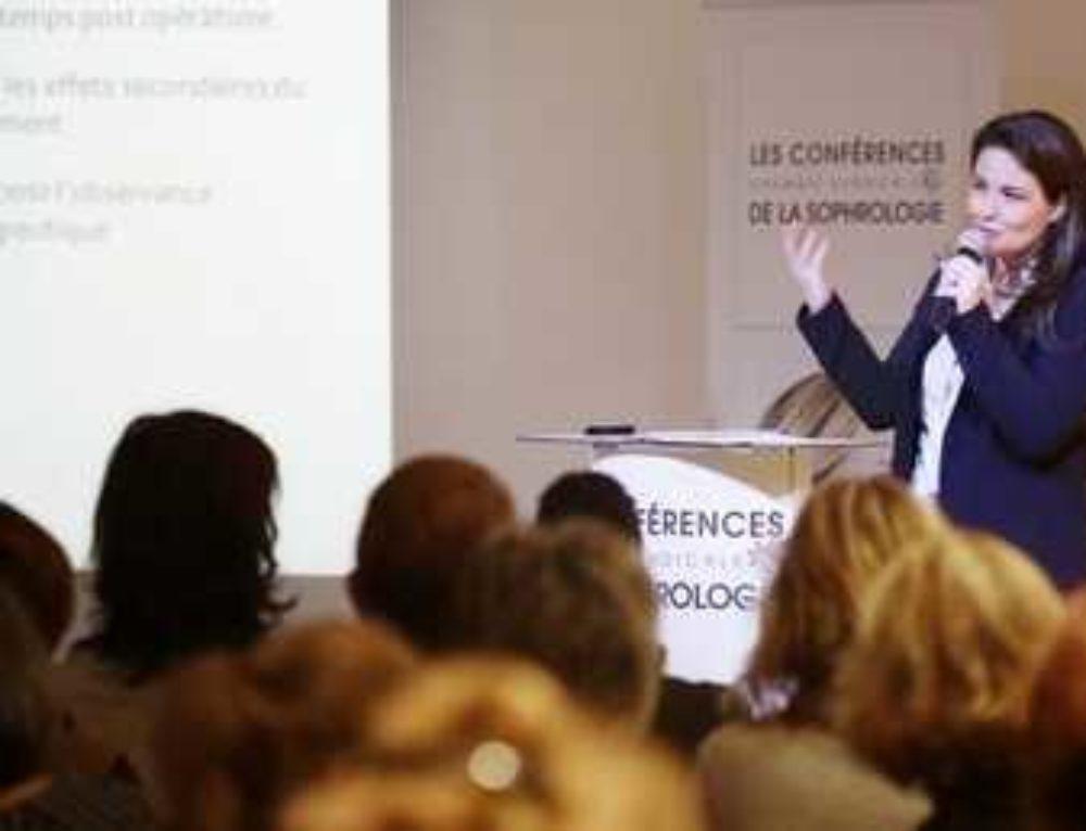 Catherine Aliotta présentera la sophrologie lors de la 17e Journée de l'Audition