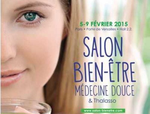 L'Institut au salon des Médecines Douces du 5 au 9 février 2015