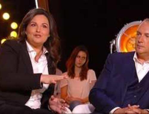 Notre directrice sur France 2