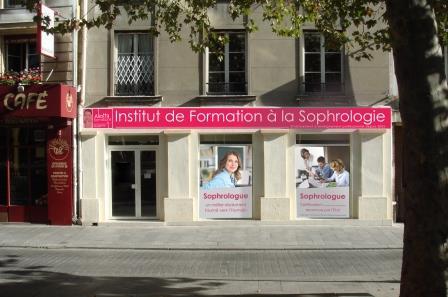 École institut aliotta Formation Sophrologie Paris