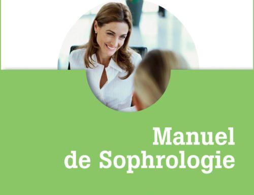 Sortie du Manuel de Sophrologie, nouveau livre de Catherine Aliotta