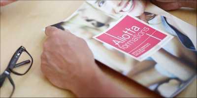 Brochure formation Sophrologie
