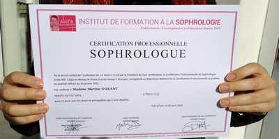 Formation Sophrologie - RNCP
