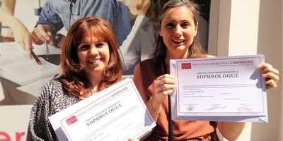 Sophrologues certifiés RNCP Aliotta Formations