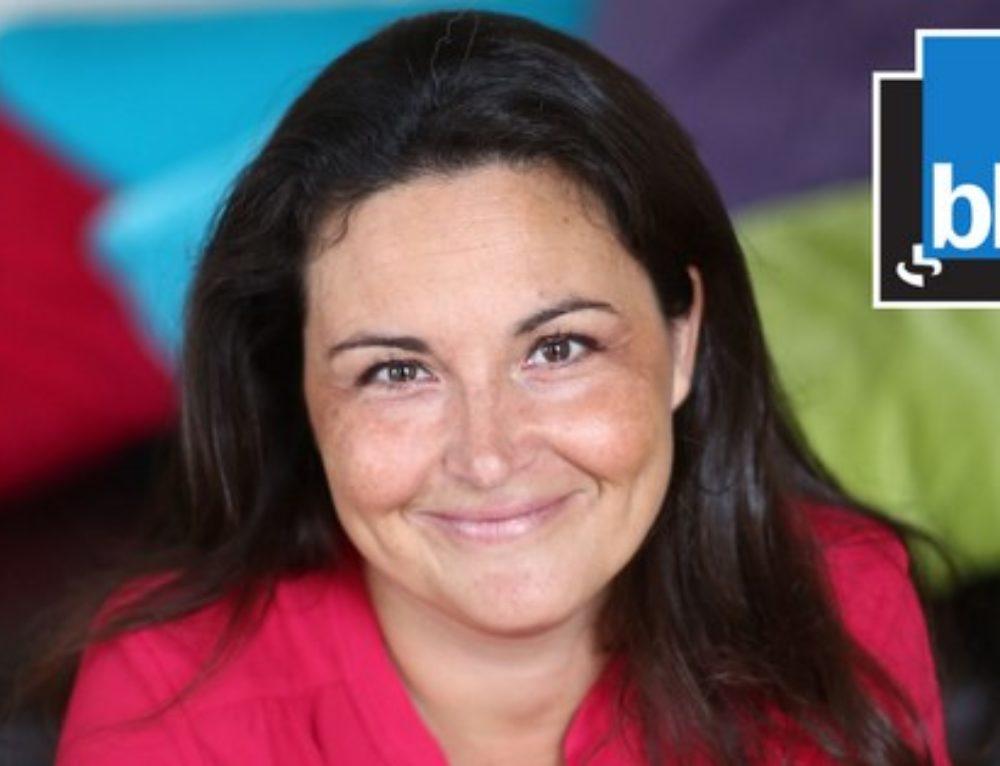 Catherine Aliotta sur la radio France Bleu