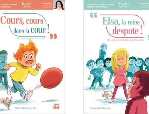 Les livres de sophrologie pour enfants de Catherine Aliotta