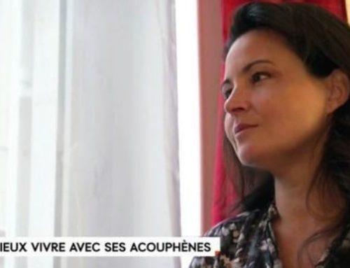 Catherine Aliotta parle des acouphènes sur C8 – Sophrologie