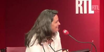 Catherine Aliotta chez RTL avec Flavie Flament