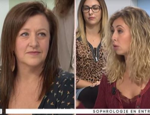 Une sophrologue de l'IFS invitée de France 3 Corse
